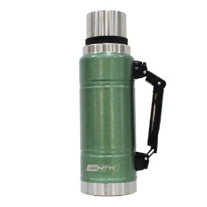 Garrafa Térmica NTK Granite 1L - Verde