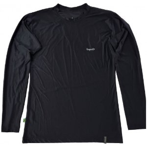 Camiseta Conquista Dry Cool ML - Feminina - Preta - PP