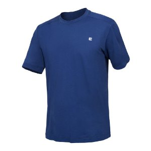 Camiseta Curtlo Active Fresh MC - Masculina - Azul Marinho - GG