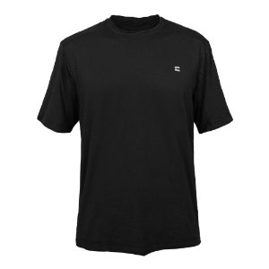 Camiseta Curtlo Active Fresh MC - Masculina - Preta - GG