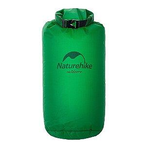 Saco Estanque Naturehike Ultralight 20 Litros - Verde