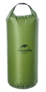Saco Estanque Naturehike Ultralight 30 Litros - Verde
