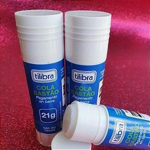Cola em bastão - Tilibra - 21g