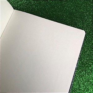 Caderno pontilhado capa dura - Colegial - Shine - 80 Folhas