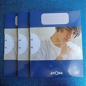 Refil para cadernos A5 - Atoma