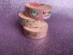 Washi tape - Love Molin