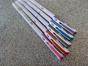 Kit com 5 canetas Minus - todas as cores em um só lugar!