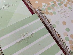 Caderno colegial - 10 matérias - Soho Tilibra