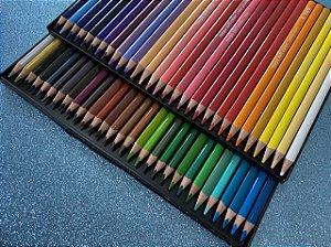 Lápis de Cor Tris Mega Softcolor - estojo com 60 cores