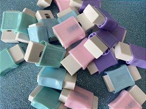 Borracha plástica BRW pastel