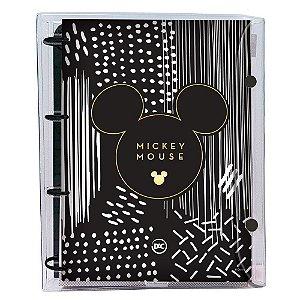 Caderno Argolado DAC universitário Mickey Mouse
