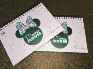 Planner Permanente DAC Minnie Mouse