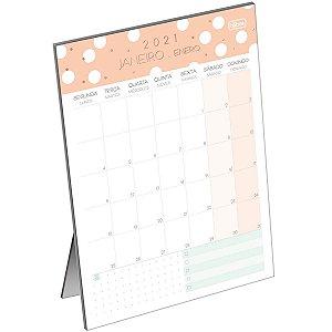 Calendário de mesa - Soho - Tilibra