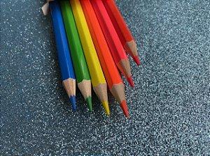 Lápis de cor neon - BRW