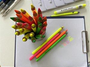 Lápis fluo - Cara d'Ache