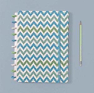 Caderno Inteligente Waves - Grande