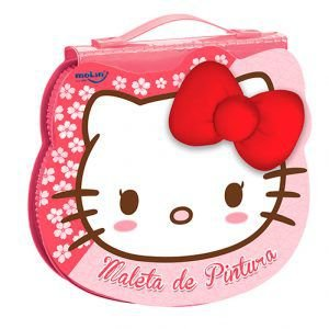 Maleta de Pintura Hello Kitty 70 intens
