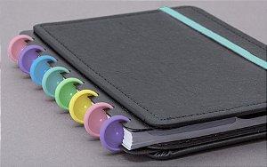 Discos e Elástico Médio Diversidade Brasileira - Caderno Inteligente