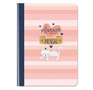 Planner Mensal Cats - Cartões Gigantes