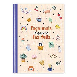 Caderno Flexível Happy Cartões Gigantes