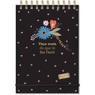 Caderno de Ideias - Fina Ideia - Fiore