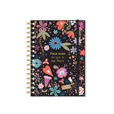 Caderno Pontilhado - Fina Ideia - Fiore