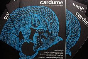 """DISTRIBUIÇÃO INDEPENDENTE - """"Cardume"""", periódico sobinfluencia edições [ANO I Nº 1]"""