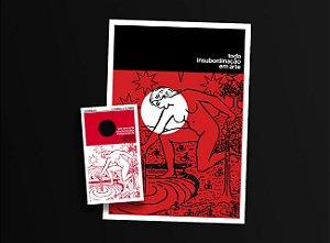 """COMBO - Livro + Pôster - """"Por uma Arte Revolucionária Independente"""", de André Breton e Diego Rivera"""