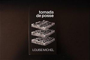 """Livro - """"Tomada de posse"""", de Louise Michel"""