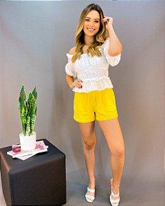 Shorts Pregas Feminino