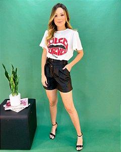T-shirt Boca Feminina
