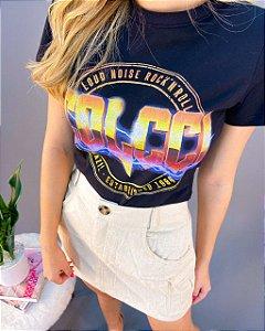 T-shirt Colcci Rock Feminina