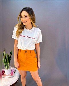 T-shirt Want Feminina