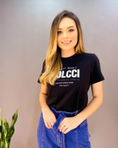 T-shirt Colcci Original Feminina