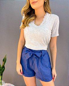 Shorts Laço Feminino