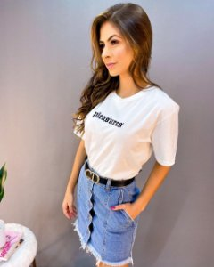 T-shirt Pleasure Feminina