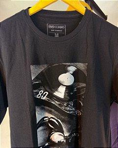 Camiseta Oceano Vinil Masculina