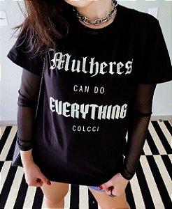 T-shirt Colcci Mulheres Feminina