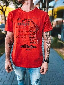 Camiseta Colcci Burguer Masculina