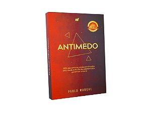Livro Antimedo.