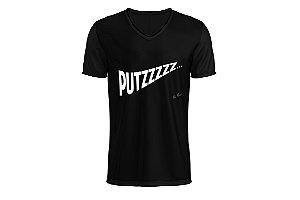 Camiseta PUTZ - Preta