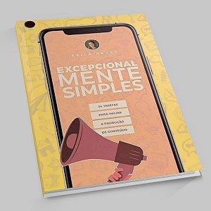 Livro EXCEPCIONALMENTE SIMPLES