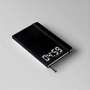 Caderno de Anotações - Preto 04:59 - Pablo Marçal