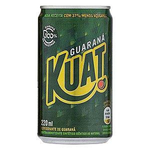 Guaraná Kuat LATA 220 ml CX 12