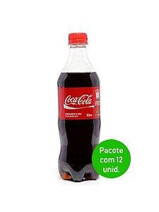 Coca-Cola Original PET 600ML CX 12 UNIDADES