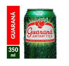 Guaraná Antártica 350ml CX 12