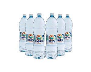 Água Mineral Lindoya Verão 1,5 sem gás cx06