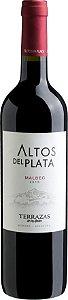 Vinho Argentino Tinto Altos Del Plata Malbec