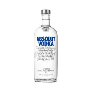 Vodka Sueca Absolut Original - 1 Litro