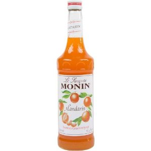 Xarope Monin de Tangerina 700 ml